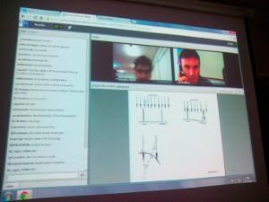 Videoconferencia Jorge Mira