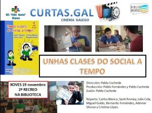 UNHAS CLASES DO SOCIAL A TEMPO