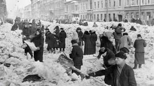 Resistencia dos cidadáns de Leningrado