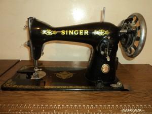 As rulas de Bakunin- máquina de coser