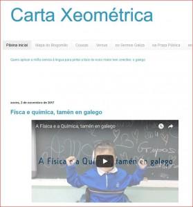 carta xeometrica