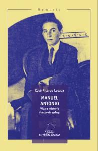 Manuel-Antonio libro de Ricardo Losada